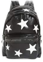 Stella McCartney Falabella Go All Over Stars Backpack