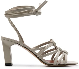 Michel Vivien Strappy Sandals