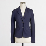 J.Crew Factory Factory suiting blazer in pinstripe wool
