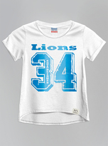 Junk Food Clothing Detroit Lions-electric White-s