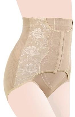 Unique Bargains Women High Waist Body Shaper Belly Control Shapewear Panty Underwear