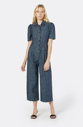 Joie Morgen Cotton Jumpsuit