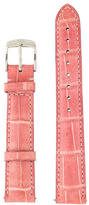 Michele 16MM Alligatory Watch Strap