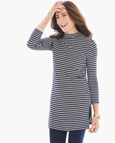 Chico's Amber Striped Tunic
