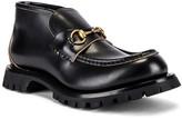 Gucci Harald Boot in Black | FWRD