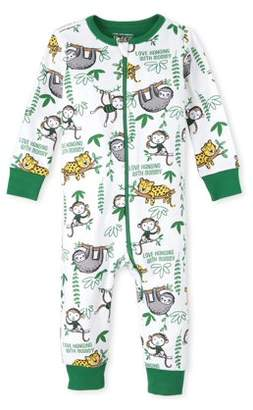 Children's Place The Baby Toddler Boy Long Sleeve Stretchie Pajamas