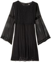 Ella Moss Elizabeth Chiffon Dress with Bell Sleeve Girl's Dress