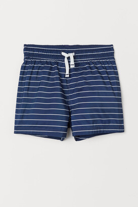 H&M Patterned swim shorts