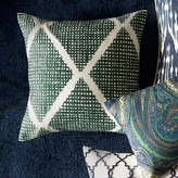 Williams-Sonoma Cross-Hatch Pillow Cover