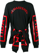 Hood by Air 'Remastered' sweatshirt - men - Cotton - M