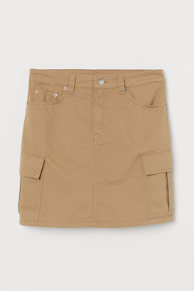 H&M Short utility skirt
