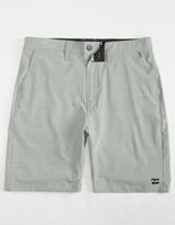 Billabong Crossfire X Print Mens Hybrid Shorts