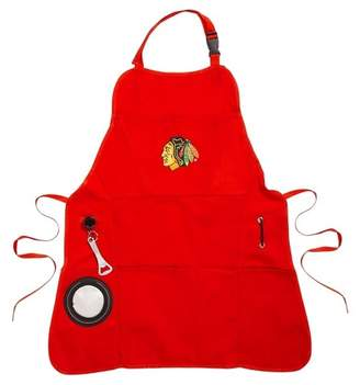 Evergreen NHL Chicago Blackhawks Team Sports America Grilling Apron