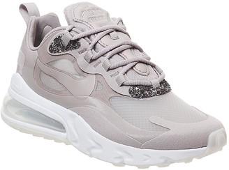 Nike 270 React Glitter Pack Pumice Pumice White Glitter Pack