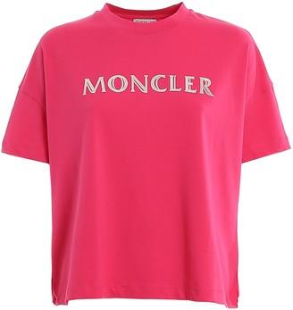 Moncler Logo Oversize T-Shirt