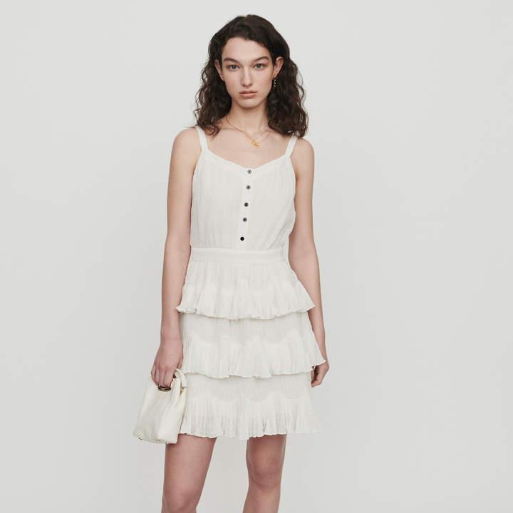 95d3a3e3d069 Maje White Dresses - ShopStyle