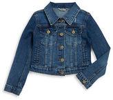 Calvin Klein Girls 7-16 Girls Stretch Denim Jacket