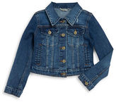 Calvin Klein Jeans Girls 7-16 Girls Stretch Denim Jacket