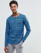 Ymc Striped Long Sleeve T-shirt