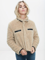Mother Funnel Neck Swing Jacket - Can't Fight The Feeling