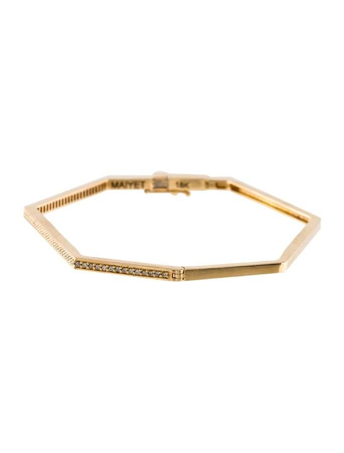 Maiyet Yellow gold bracelet