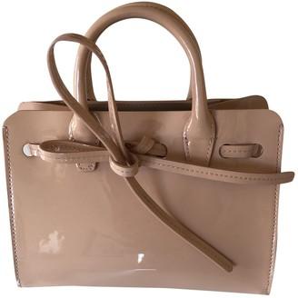 Mansur Gavriel Pink Patent leather Handbags