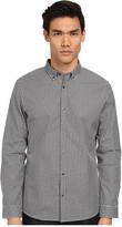 Michael Kors Slim Seith Gingham Shirt