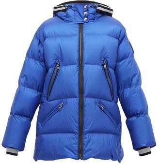 Bogner Harper-d Down-filled Ski Jacket - Womens - Blue