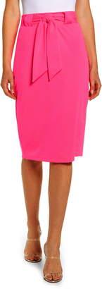 Sentimental NY Paperbag Waist Pencil Skirt