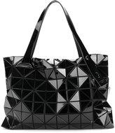 Bao Bao Issey Miyake geometric style shoulder bag - women - PVC - One Size