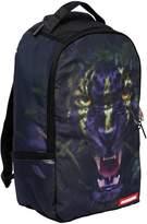 Sprayground Tribal Leopard Print Nylon Backpack