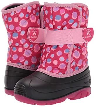 Kamik Snowbug 4 (Toddler) (Rose) Girls Shoes