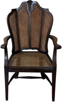 One Kings Lane Vintage Early-20th-C. Caned Chair