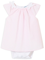 Jacadi Girls' Bow Neck Dress - Baby