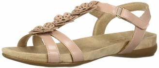Soul Naturalizer Women's Alivia Flat Sandal VINTAGE MAUVE 6 W US