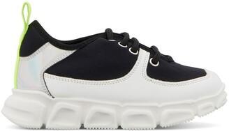 Giuseppe Junior Marshmallow platform sole sneakers