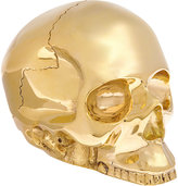 D.L. & Co. Large Skull Effigy-GOLD, SILVER