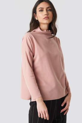Trendyol Half Turtleneck Sweater Pink