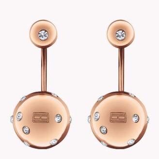 Tommy Hilfiger Drop Ball Earrings