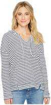 Roxy Wanted and Wild 2 Striped Knit Top Women's Clothing