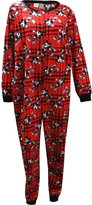Disney Disney's Mickey Mouse Plus Size One Piece Pajama for women