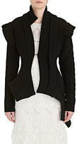 Burberry X Barneys New York Women's Wool-Cashmere Military Cardigan