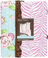 Caden Lane Boutique Duvet Cover, Pink