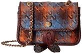 Vivienne Westwood Winter Tartan Bag Shoulder Handbags