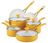 Silverstone 12-Piece Cookware Set - Yellow