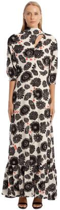 Rodebjer Meadow Poppy Dress