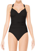 Spanx Riveting Ruched One Piece