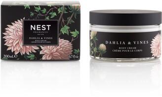 NEST Fragrances Dahlia and Vines Body Cream