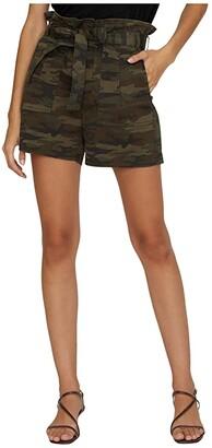 Sanctuary Daily Shorts (Little Hero Camo) Women's Shorts