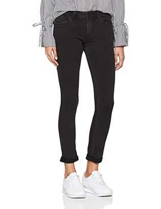 Garcia Women's 275/30 Slim Jeans, (Black Stone 1467), 26W x 30L